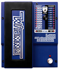 DigiTech Bass Whammy, Legendary pitch shifting effect for bass guitar, Brand New