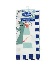 Disney Parks France Paris Ratatouille Remy Dish Towels Set of 2 New with Tags