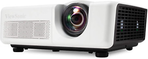 ViewSonic LS625W 3200 Lumens DLP WXGA Short Throw Projector with Horizontal and