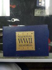 National WWII Memorial Stamp Adams Postcard (11)