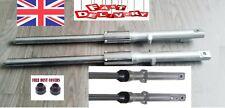 Honda CG125 Front Forks Leg Shocks Suspension Drum Brake Model (78-03) Pair UK