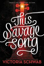 Monsters of Verity: This Savage Song 1-Victoria Schwab