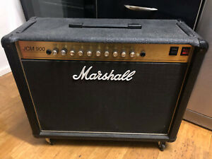 Marshall JCM900 50Watts Hi Gain Dual Reverb Vintage Amp with footswitch