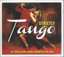 Strictly Tango - 40 Tantalising Tango Favourites 2CD 2015 NEW/SEALED
