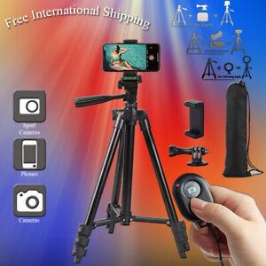 Portable Phone Tripod Camera Phone Video Camera Travel Mobile Phone Stand Holder