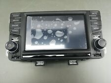 Original VW Ag Polo Control Panel Touch Screen Display Radio Audio 6C0919603B