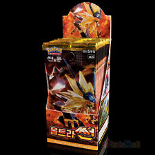 Booster Pokemon SL5 ULTRA PRISME SM5S Ultra-Soleil 150 Cartes 1 Display Coréen