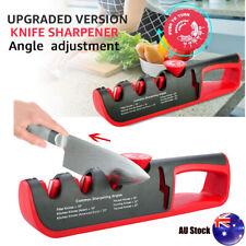 Adjustable Knife Sharpener 4 IN 1 Kitchen Knife Scissors Blade Sharpening Tool