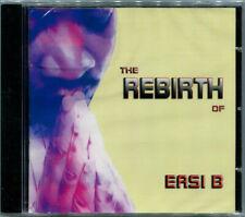 Music CD Easi B The Rebirth Of Easy B Reggae Gospel Lovers Rock Album Sealed New