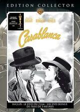 CASABLANCA COLLECTOR DVD NEUF SOUS CELLO