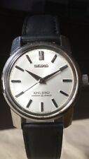 Vintage SEIKO Hand-Winding Watch/ KING SEIKO KS 44-9990 SS 1966