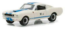 Greenlight Shelby GT350 1965 Terlingua Racing Team White 29918 1/64
