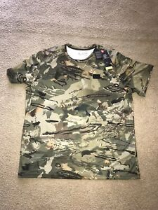 Under Armour XX-Large Camo Rash Guard New With Tags