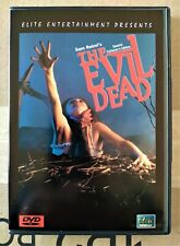The Evil Dead, Oop Elite Entertainment Collector's Edition Dvd