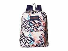 Jansport Superbreak Backpack Js00T50149L Botanical Geo Msrp $55