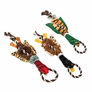 """Skinneeez Tugs """" Birds"""" 23 in Dog Toy -You choose - Free USA Shipping"""