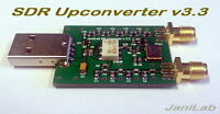 HF UpConverter V3.3 for RTL2832U R820T RTL SDR Radio FUNcube HAM Radio R820T2