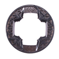 FSA Gradient Bash Ring Black Polycarbonate w/Bolts BCD104 36-38T