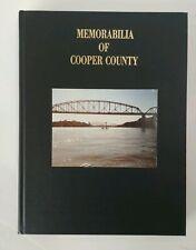 Cooper County Missouri Memorabilia - Local History Book