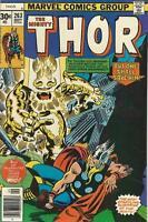 Marvel Comics Mighty Thor Vol 1 (1966 Series) # 263 VF 8.0