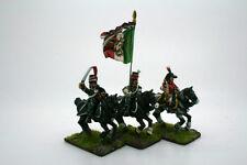 Trent miniatures Lombardie Légion Hussars commande LL09