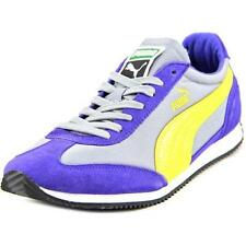PUMA Flat (0 to 1/2 in.) Suede Athletic Shoes for Women