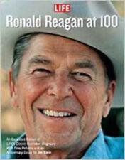 Life Ronald Reagan at 100, New, The Editors of Life Book