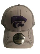 New Era 39THIRTY Stretch-Fit Cap - Kansas State Wildcats L/XL