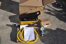 Enerpac Patg 1102n Turbo Ii Hydraulic Pump Withga45gc Amp Hc7206c Usa Made Pump