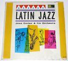 U.S. JOSE CORTEZ & His Orchestra Latin Jazz LP Record