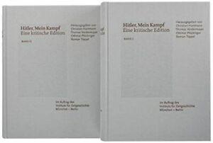 Mein Kampf - 2 Teile KOMPLETT ! - Eine kritische Edition. Hitler, Adolf: