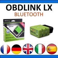 Maleta de Diagnóstico Pro Multi-marca Obd Obd2 Diagnóstico OBDLINK LX BLUETOO