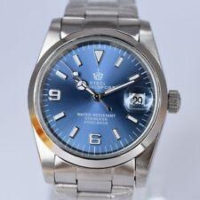 Steel Bagelsport Automatic Mechanical Men's Wrist Watch Classic Swiss Luxury New