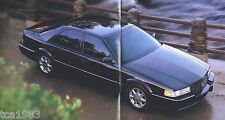 1997 CADILLAC Northstar System Brochure / Catalog:DeVILLE,ELDORADO,SEVILLE,COUPE