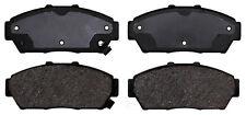 Disc Brake Pad Set-Organic Disc Brake Pad Front ACDelco Pro Brakes 17D617