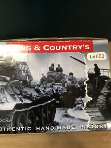 King & Country:  Boxed Set LW053. New Old Stock