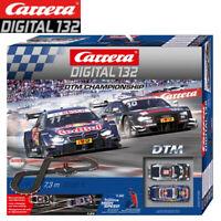 Carrera Digital BMW M4 / AUDI RS5 DTM Championship 1/32 Wireless Slot Car Set