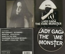 LADY GAGA The Fame Monster CD NEW 5 track 2009  feat. BEYONCE