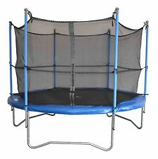Trampoline 305cm + Filet Protection - JEUX - ELEM TECHNIC - TP10F