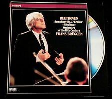 "BEETHOVEN SYMPHONY NO. 3 ""EROICA"" - Orchestra of the 18th Century/Frans Bruggen"