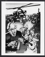 8x10 Photo~ TV's THE REAL ADVENTURES OF JONNY QUEST ~1996 ~Cartoon