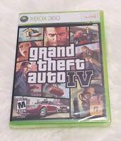 Grand Theft Auto IV 4 (Microsoft Xbox 360 2008) Game Rated M Rockstar Live
