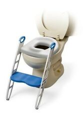 Mommy's Helper Contoured Cushie Step Up Padded Potty Seat with Step Stool