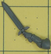 Warhammer 40K Space Marines Assault Squad Power Sword