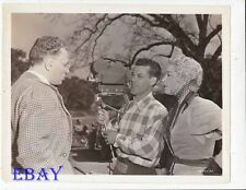 Director George Cukor Lana Turner VINTAGE Photo  A Life Of Her own