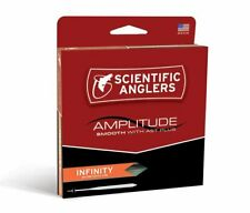 Scientific Anglers Amplitude Smooth Infinity Salt Fly Line - WF10F - New