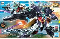 Bandai Unraven Gundam 1/144 Scale Model Kit Gundam HG Build Divers Bandai Spirit