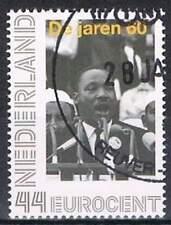 Persoonlijke zegel De jaren 60 gestempeld 2563-Ab-14: Martin Luther King