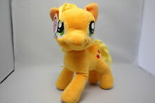 """MY LITTLE PONY APPLEJACK 11"""" PLUSH PLUSHIE WALMART EXCLUSIVE NEW WITH TAGS"""