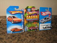 Hot Wheels Lot of 3 1974 Volkswagen SP2 Coupe Variation '74 VW Easter Target